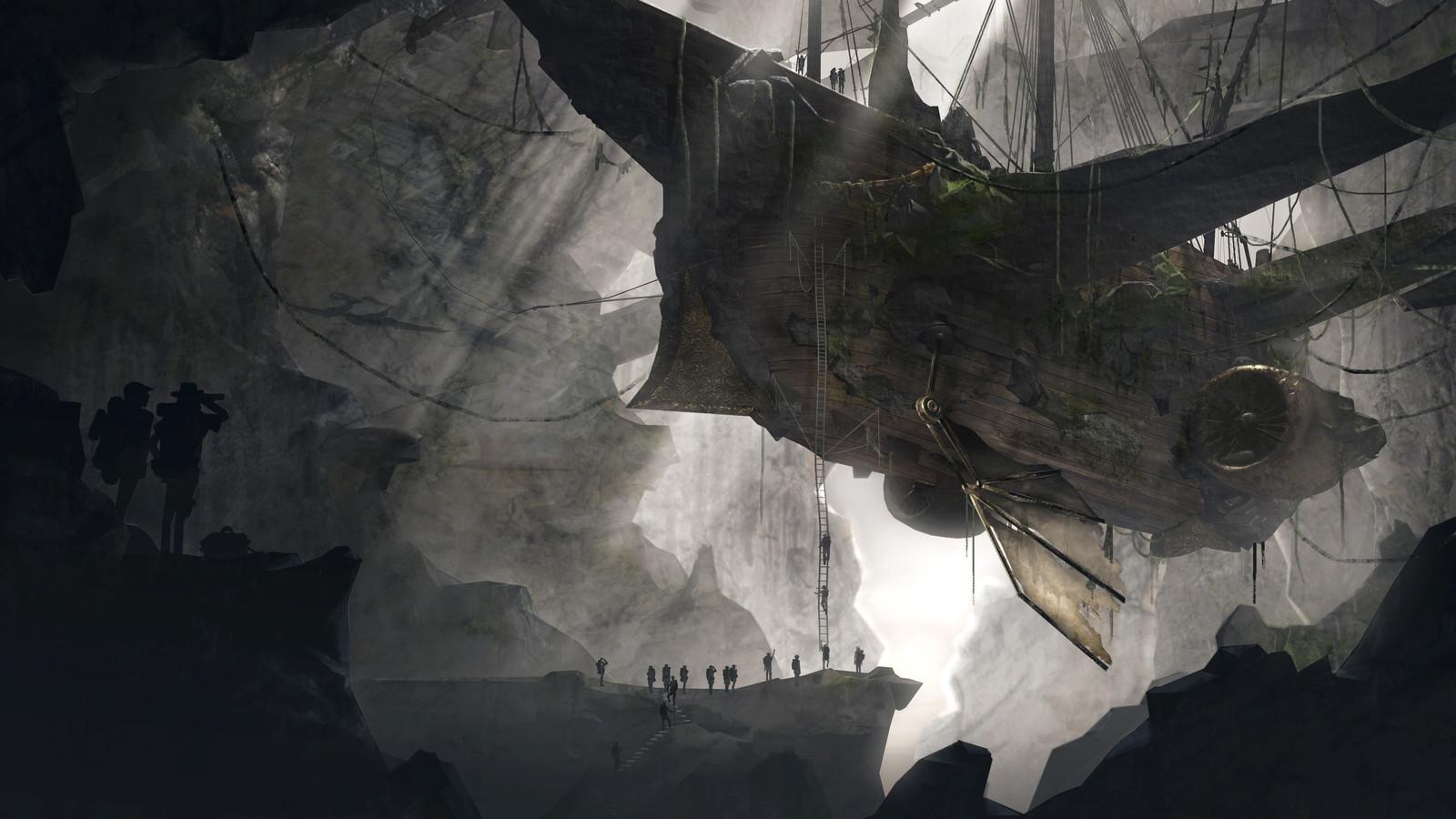 Cave ark