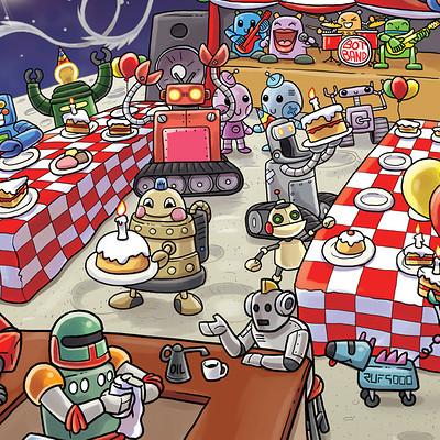 Jim algar robotscolour