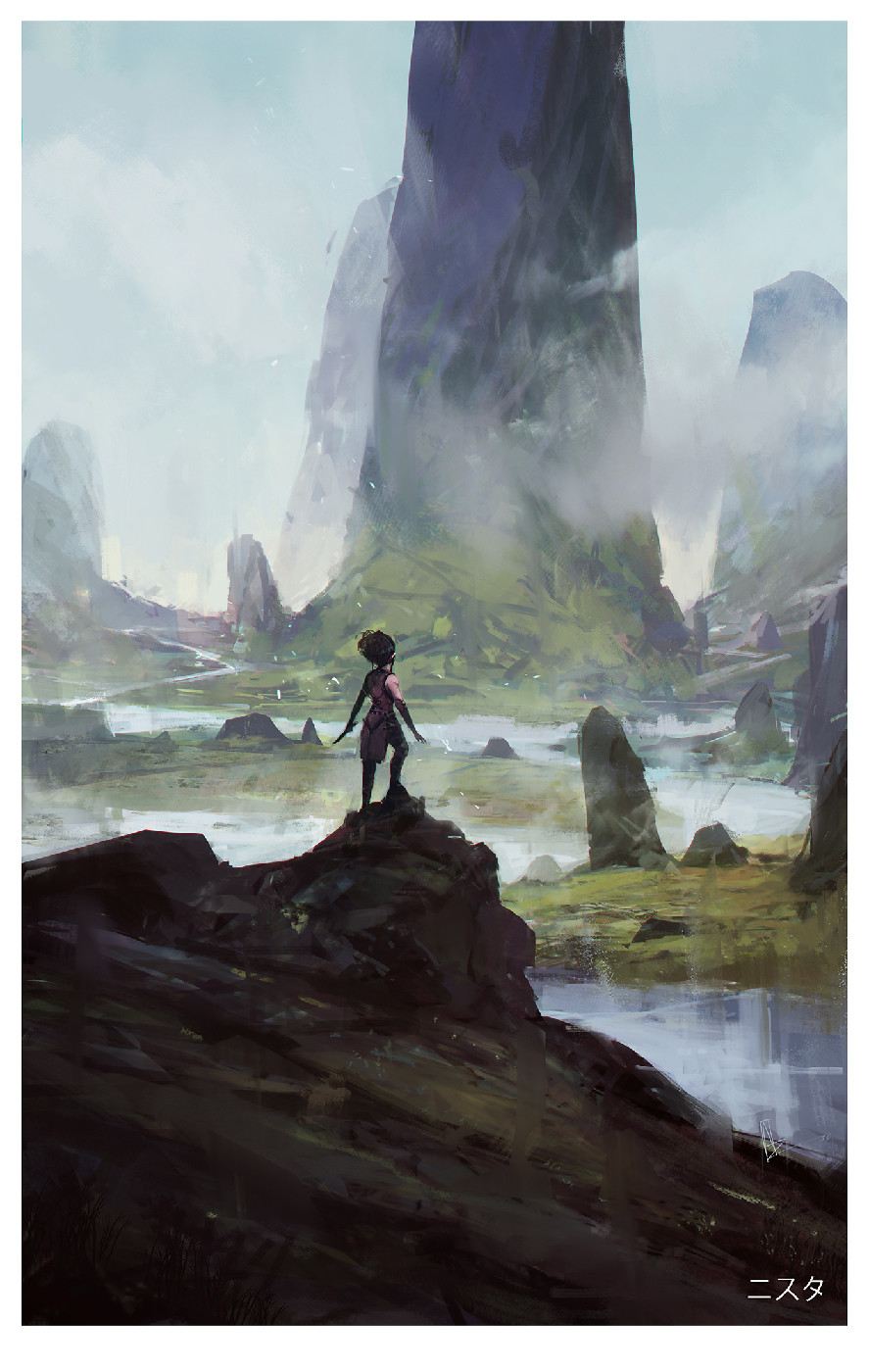 NYSTA : The Sea of Revenants