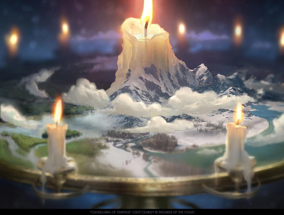 Clint cearley candelabra da