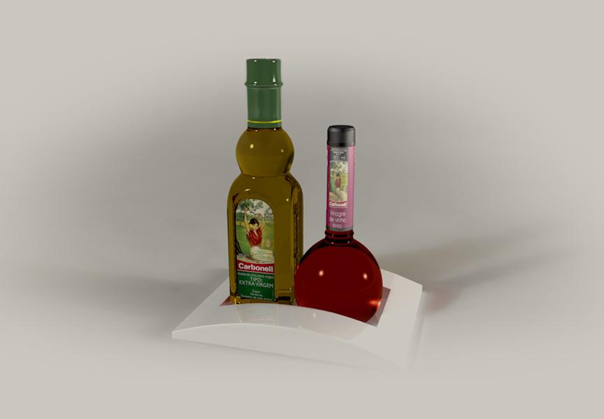 Marcelo Salvo - Carbonell Olive Oil - 3D Mockup