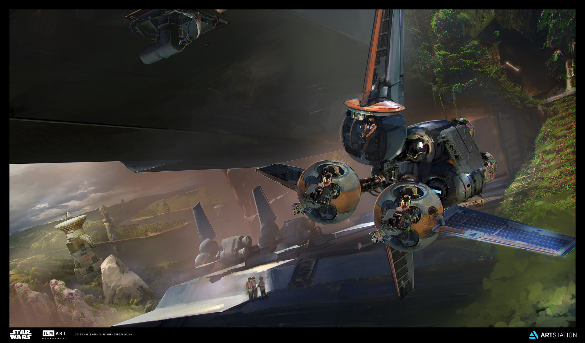 Sergey musin the moment rebel base fighters