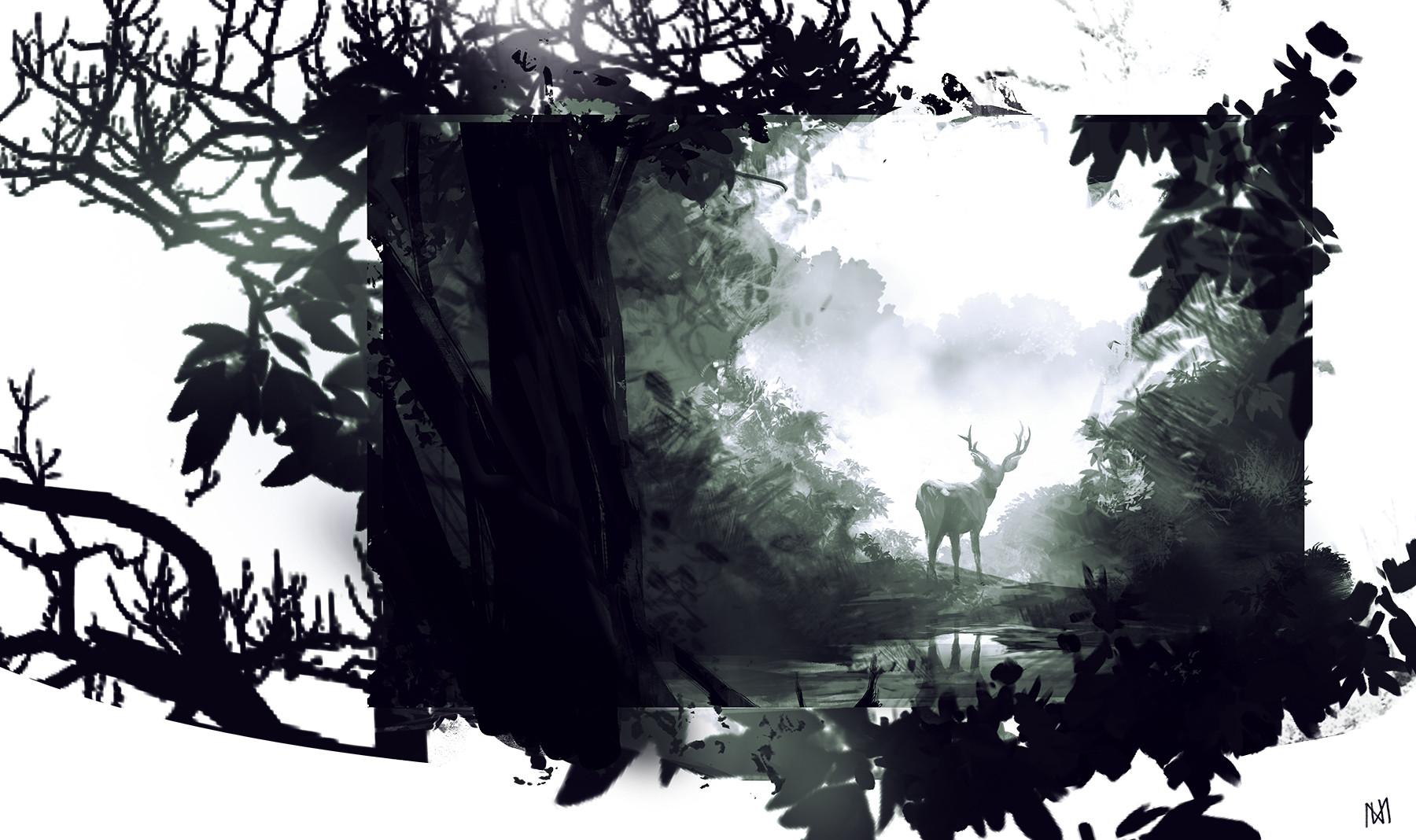 Nagy norbert deer forest