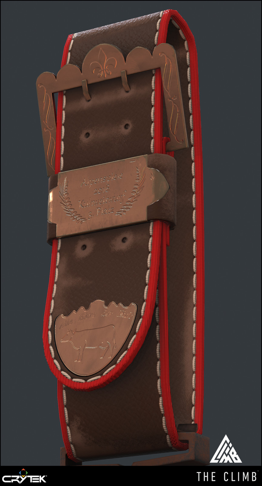 Cowbell 2 Ingame Model