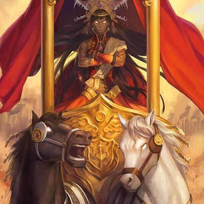 Noa ikeda chariot