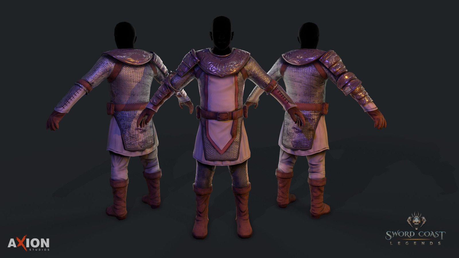 Chainmail Armor 1