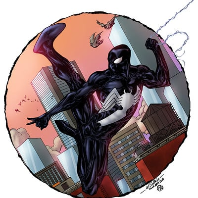 Maksim strelkov black patrol spiderguile5