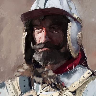 Mateusz michalski husar portraitnet