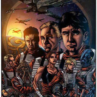 Maksim strelkov rogue squadron returns by drewjohnson6