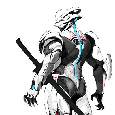 Shinku kim cyborg ninja