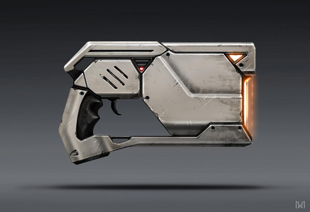 Nagy norbert alien weapon concept2