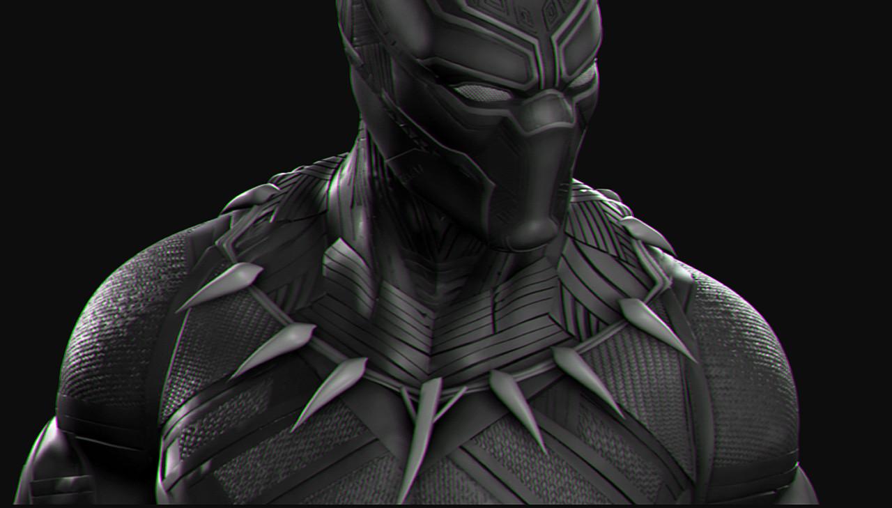 Black Panther....meow
