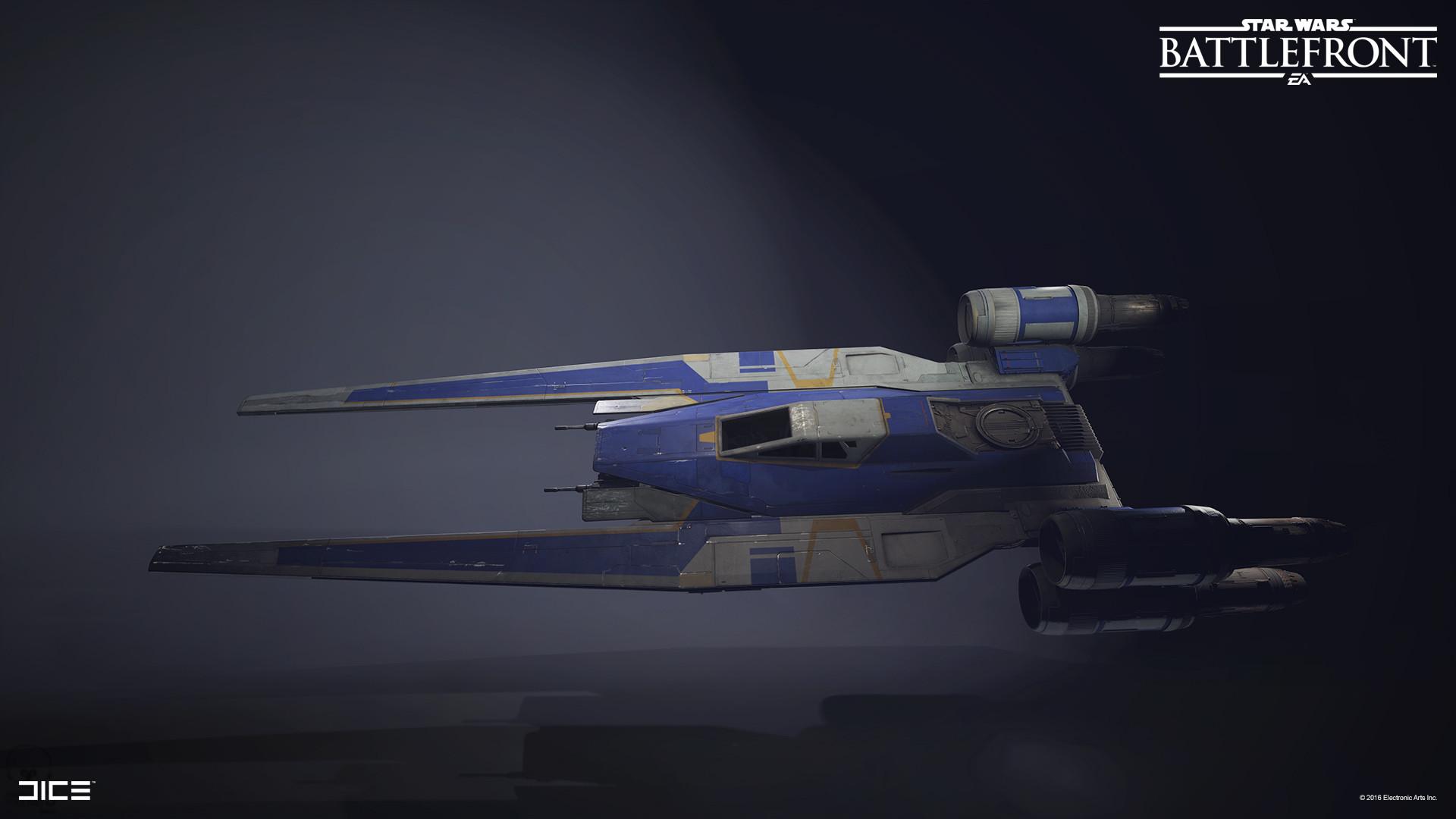 Star Wars Floor Plans Carl Palacios Star Wars Battlefront 2015 Rogue One