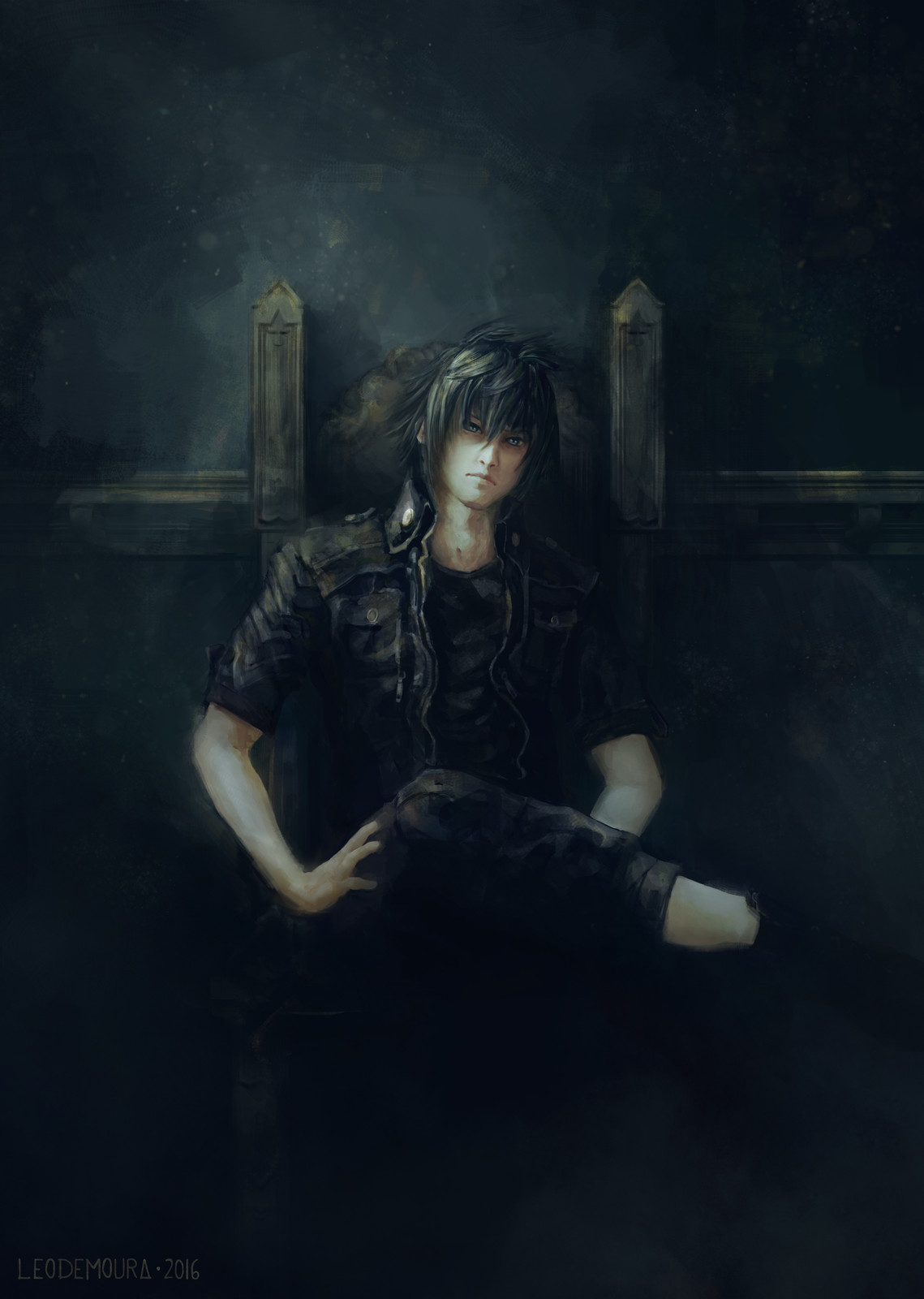 [Fanart] Noctis - Final Fantasy XV