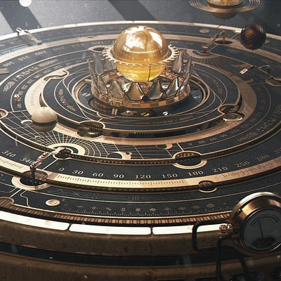 Davison carvalho steampunk table astrolabe 06 fhd