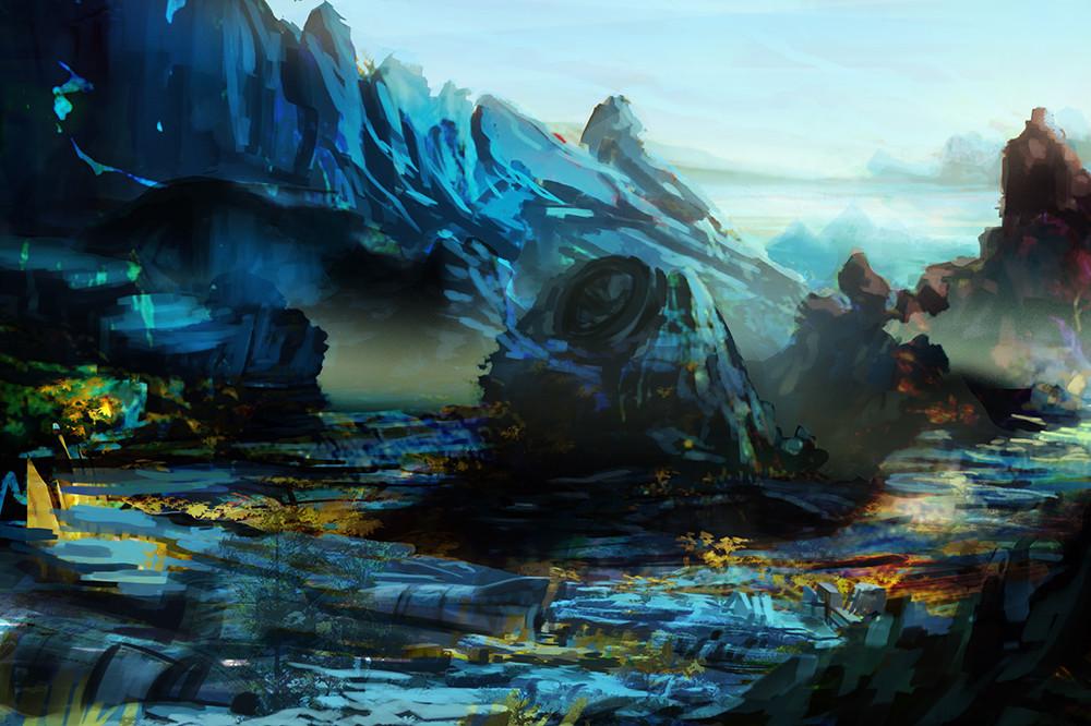 Alexander gorisch paint env 17
