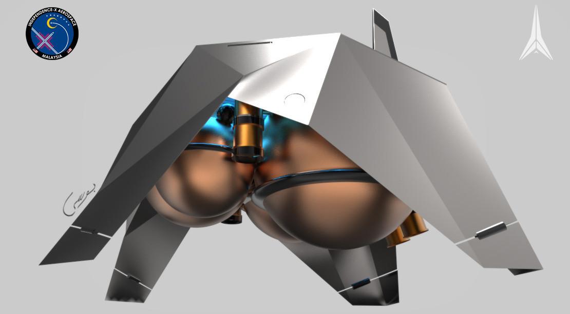 Bostami ahmx idxa concept fly