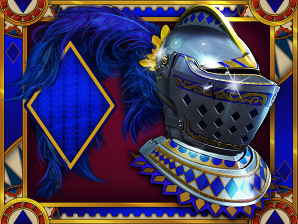 Mikael leger blue knight 6