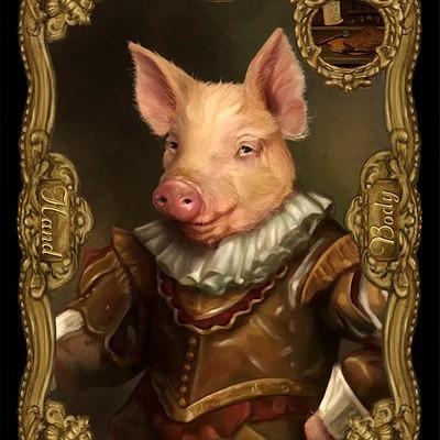 Matt ramsey pig