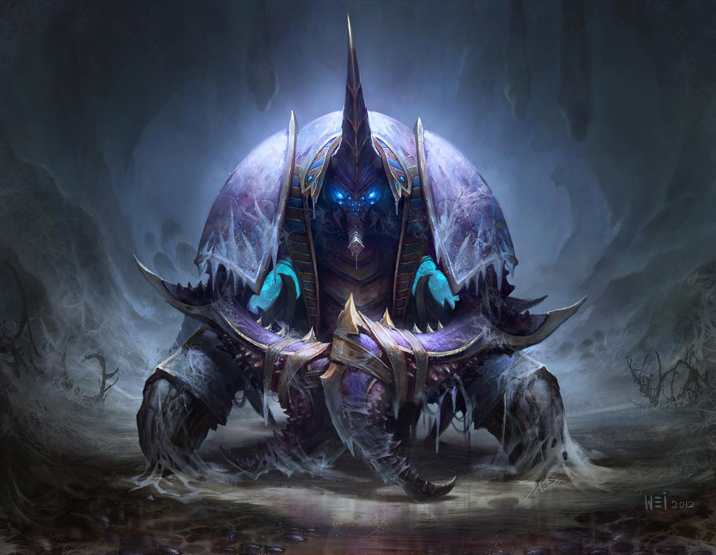 Wei Wang The Art Of Warcraft