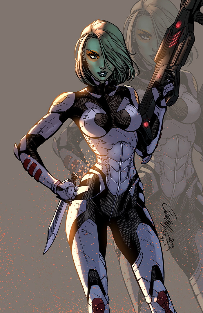 Gamora amp Tony Stark  Works  Archive of Our Own