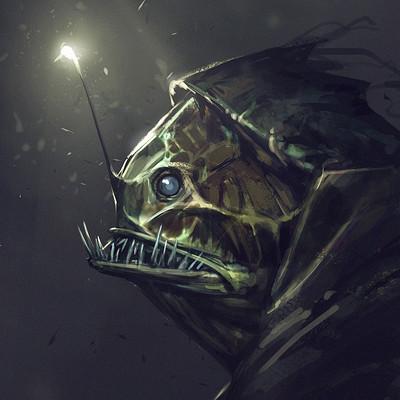 Nagy norbert fish shaman
