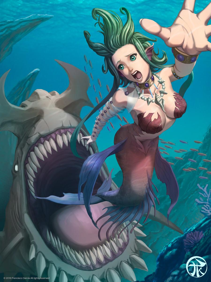 Survivor Mermaid