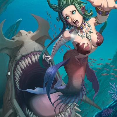 Francisco garcia pk mermaid
