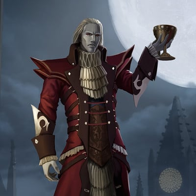 Francisco garcia pk vampire