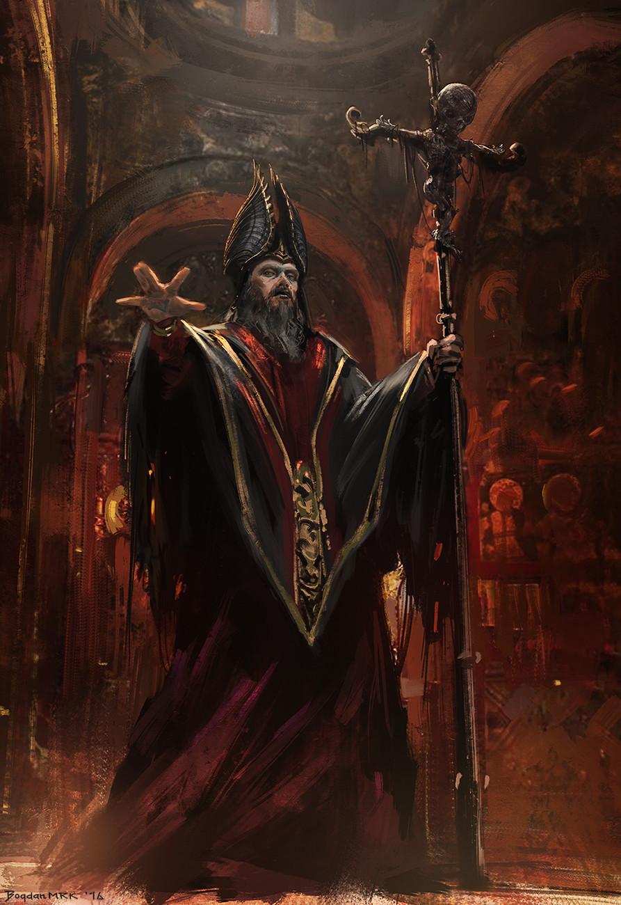 Bogdan marica bogdanmrk undex priest