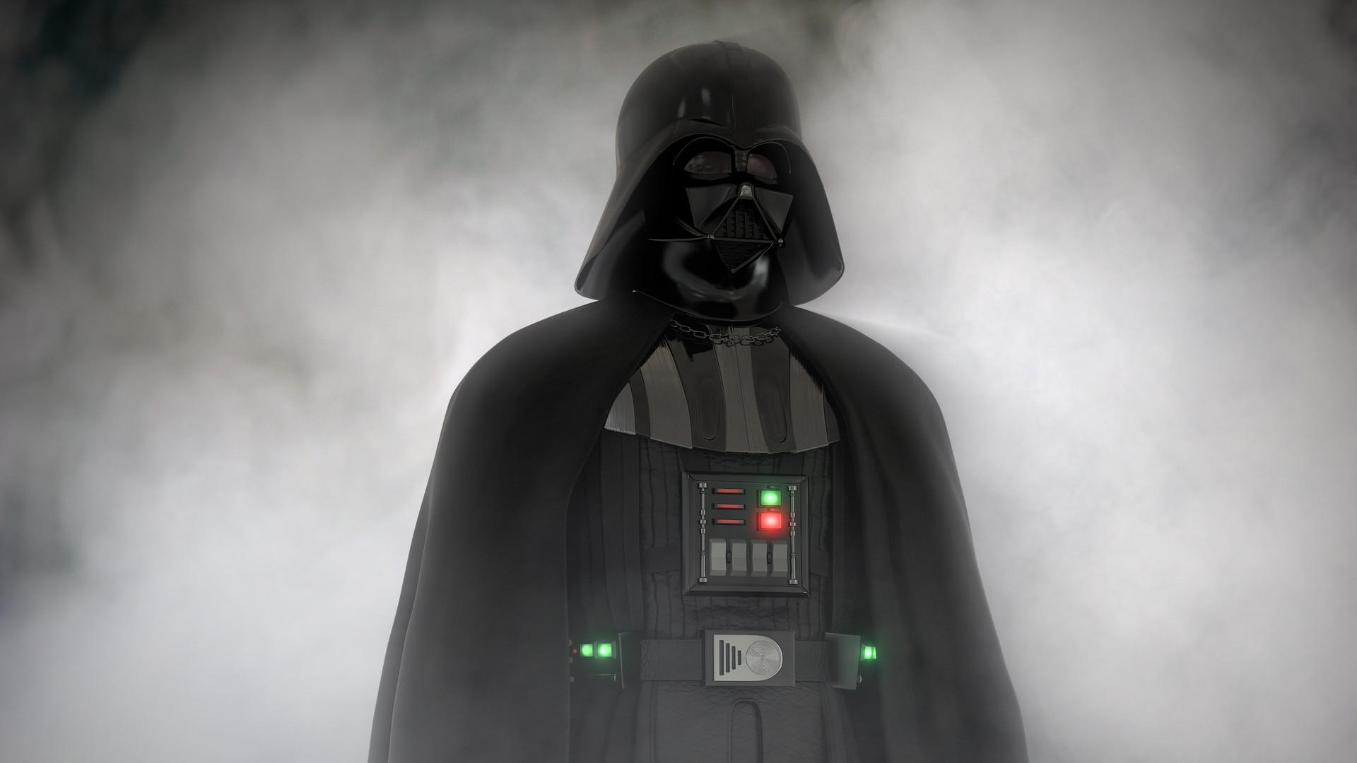 Artstation Darth Vader Rogue One Sila Suwansa Ard