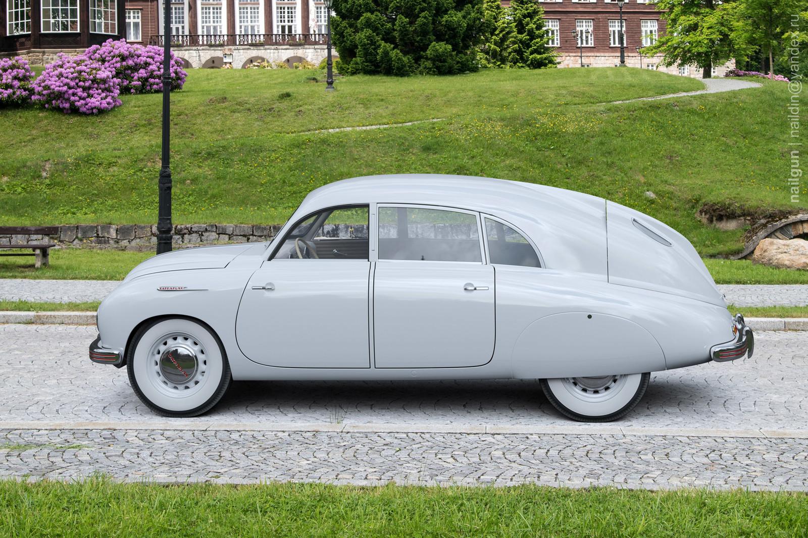Tatra T-600