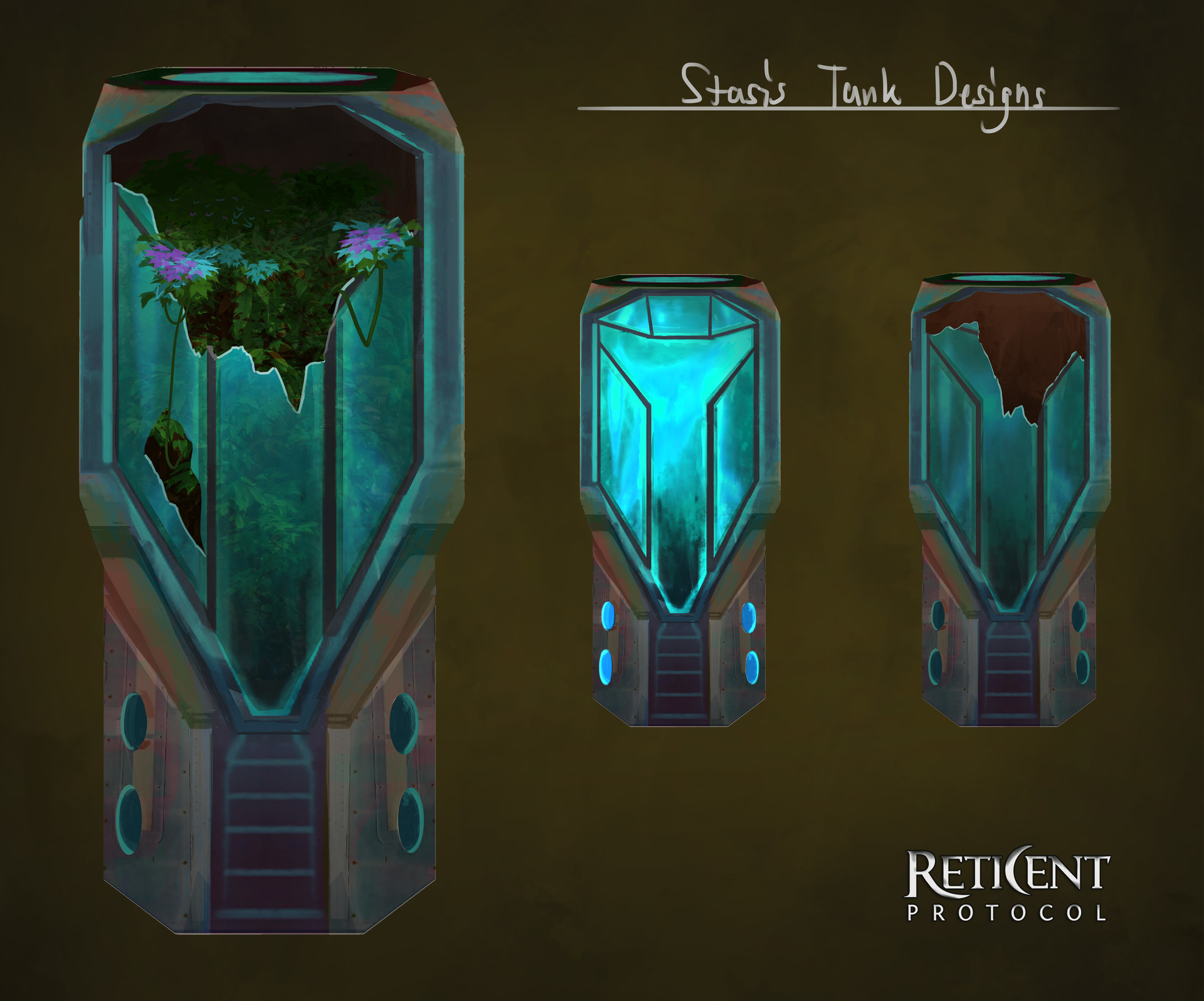 Josh durham stasis tanks designs promotional