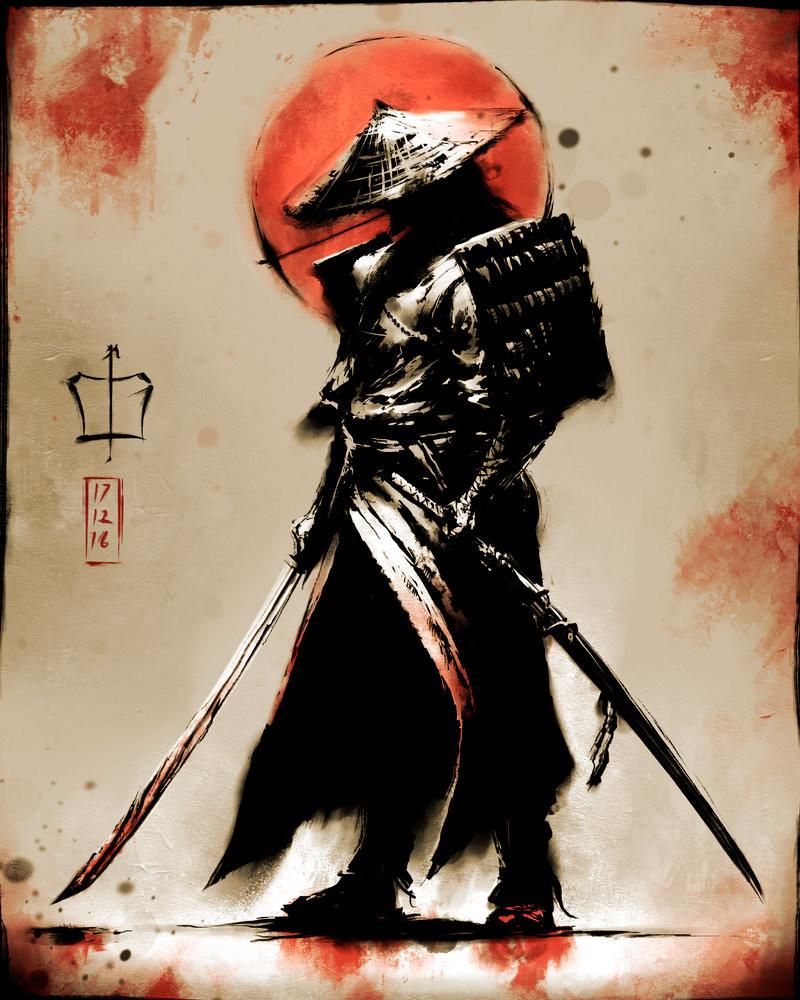 Caglayan kaya goksoy samurai by ckgoksoy daryjf1