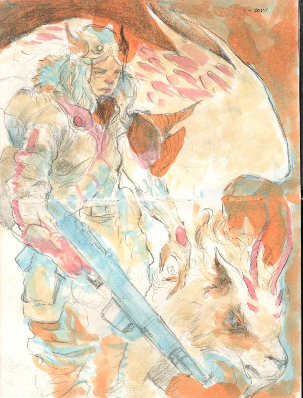 Sengkry chhour senkchhour hunters sketches