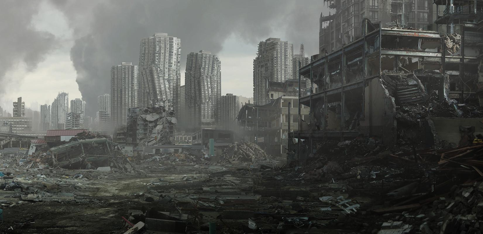 David Edwards City Of Silence 001