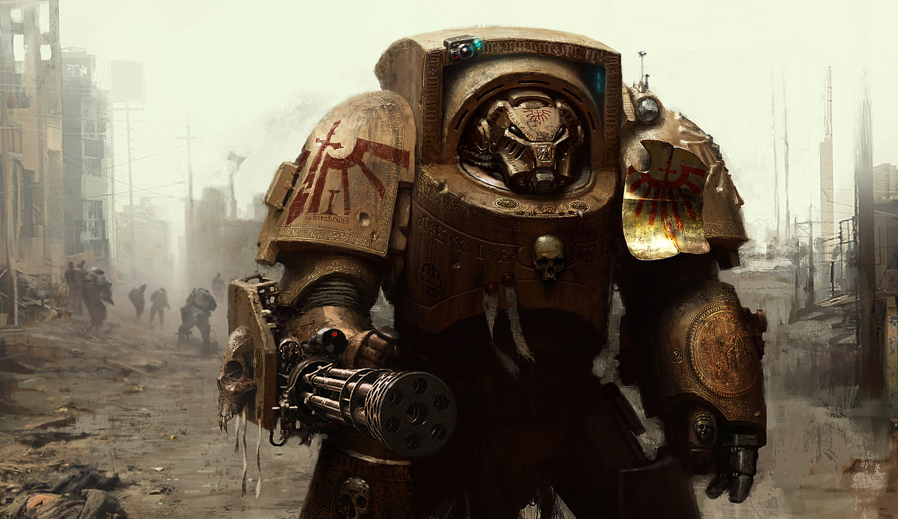 deathwing 40k art - photo #16