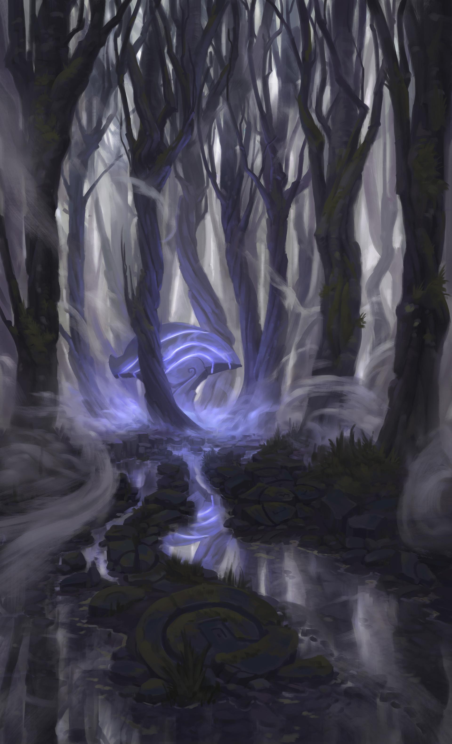 Florian moncomble forest02