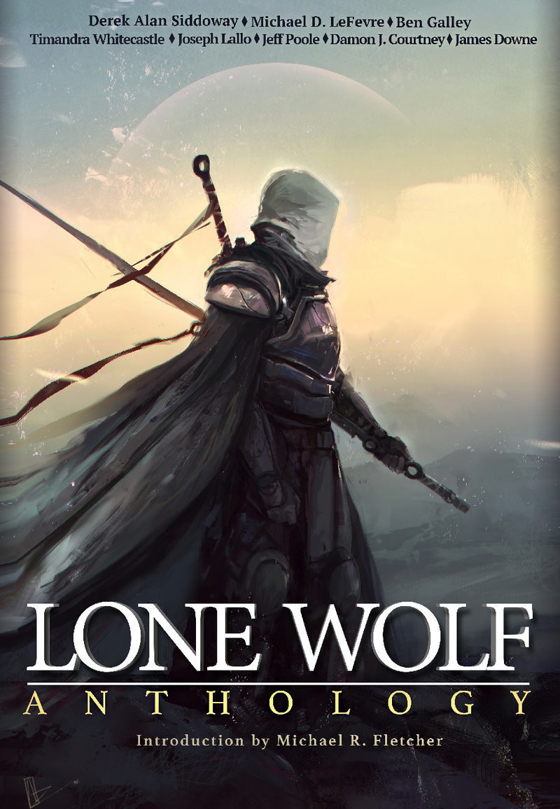 Lone Wolf : Anthology