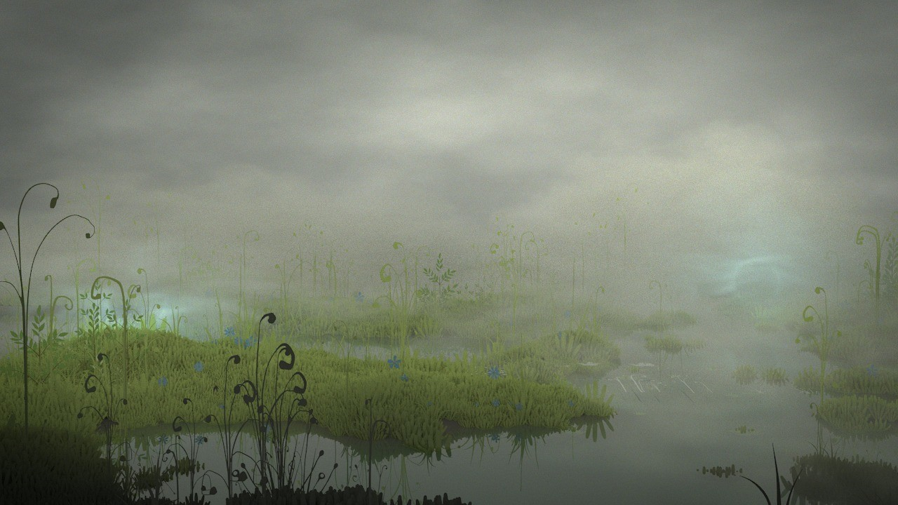 test of those new assets and mist coming from Houdini (.vdb) rendered with Arnold in Softimage