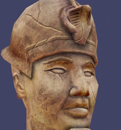 David sanhueza statue upright 04