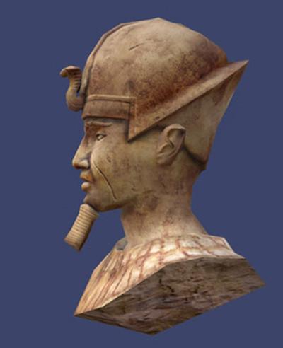 David sanhueza statue upright 02