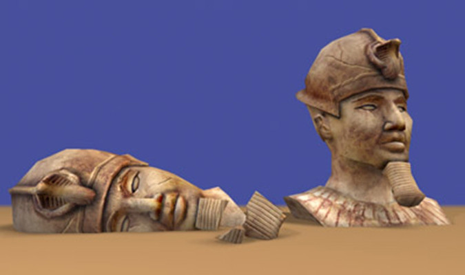 David sanhueza statues 01