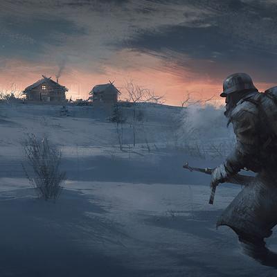 Joakim ericsson snow small