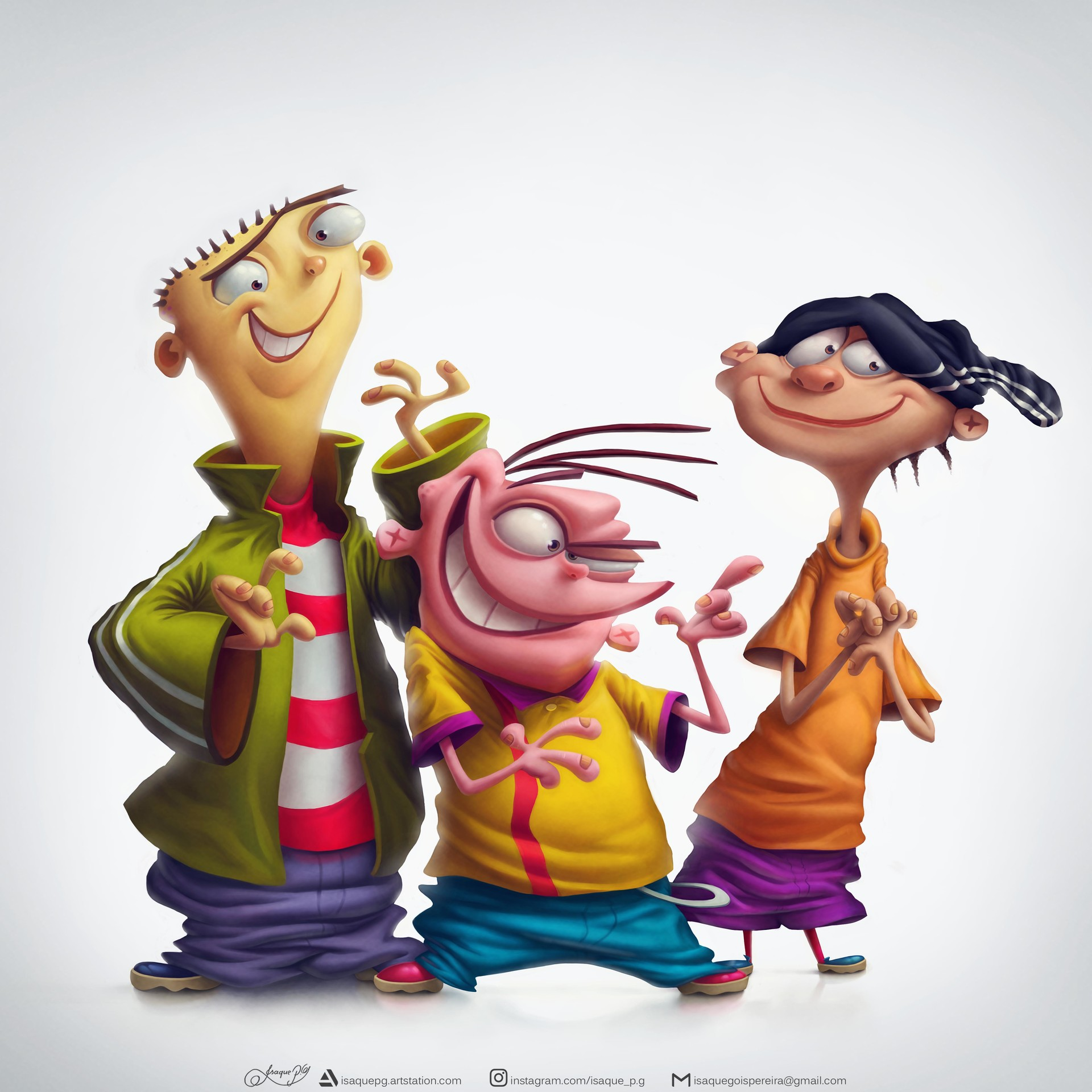 Isaque P G Ed Edd N Eddy Hd Wallpapers9