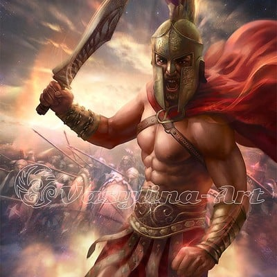 Vasilyna holod sparta