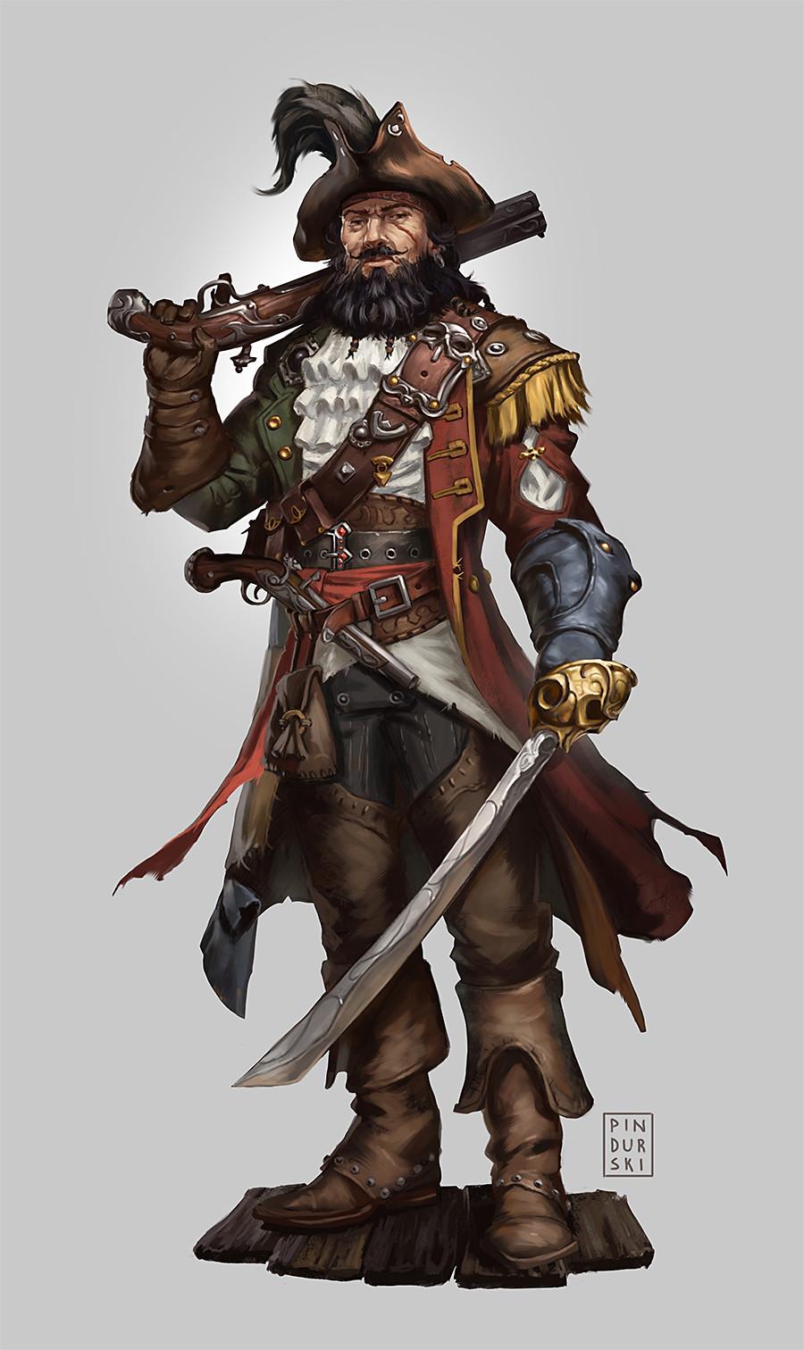 Pathfinder RPG: Vile Admiral