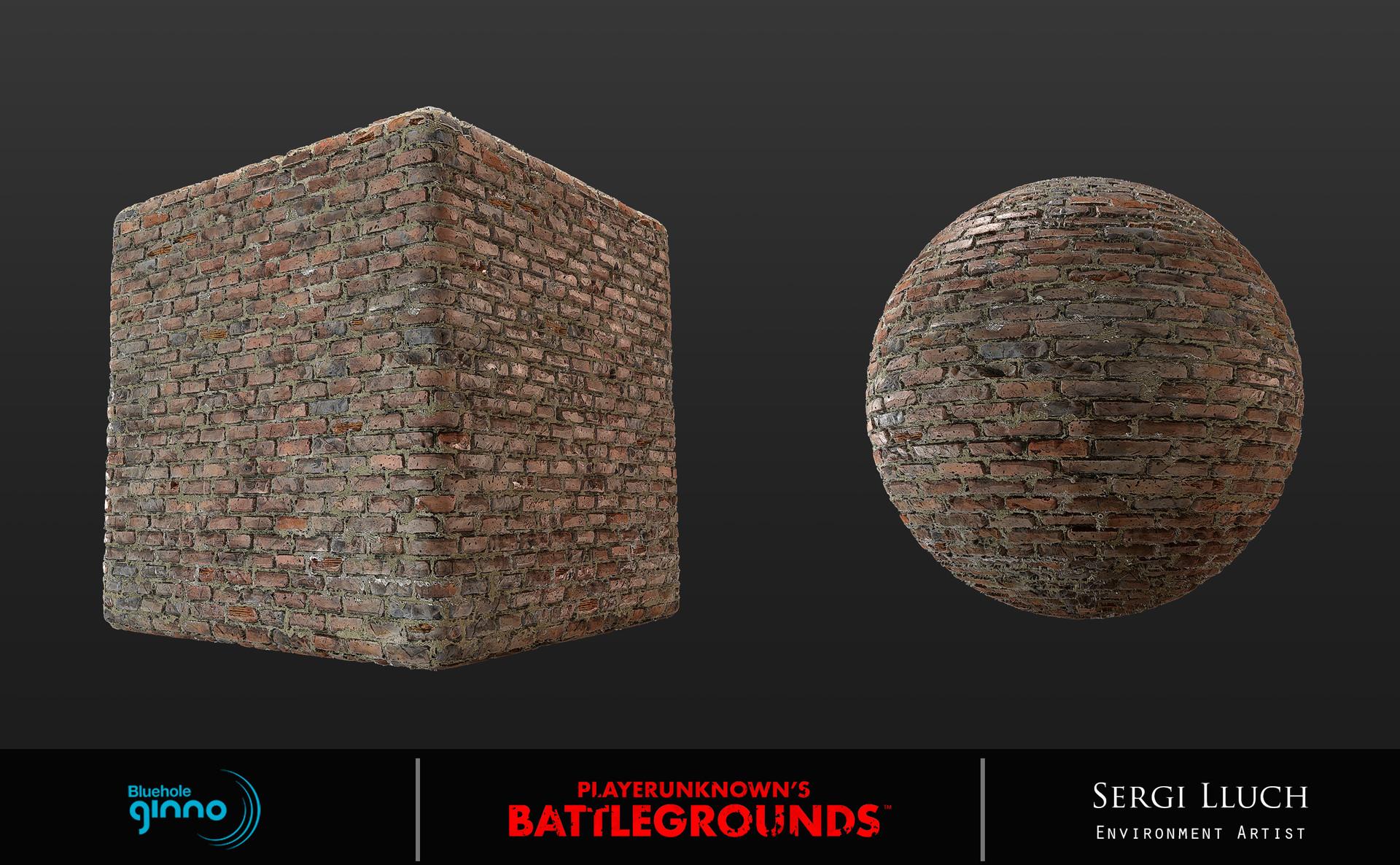 Sergi lluch render wallbrick01
