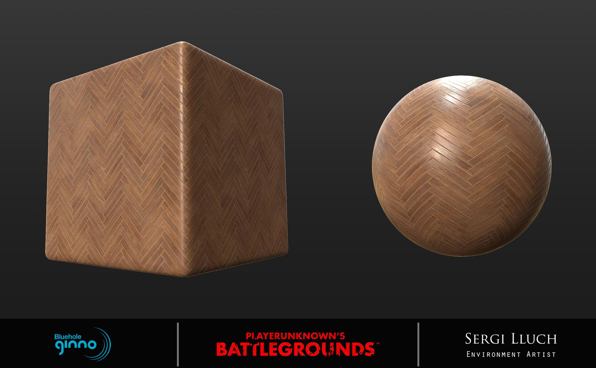 Sergi lluch render woodfloor