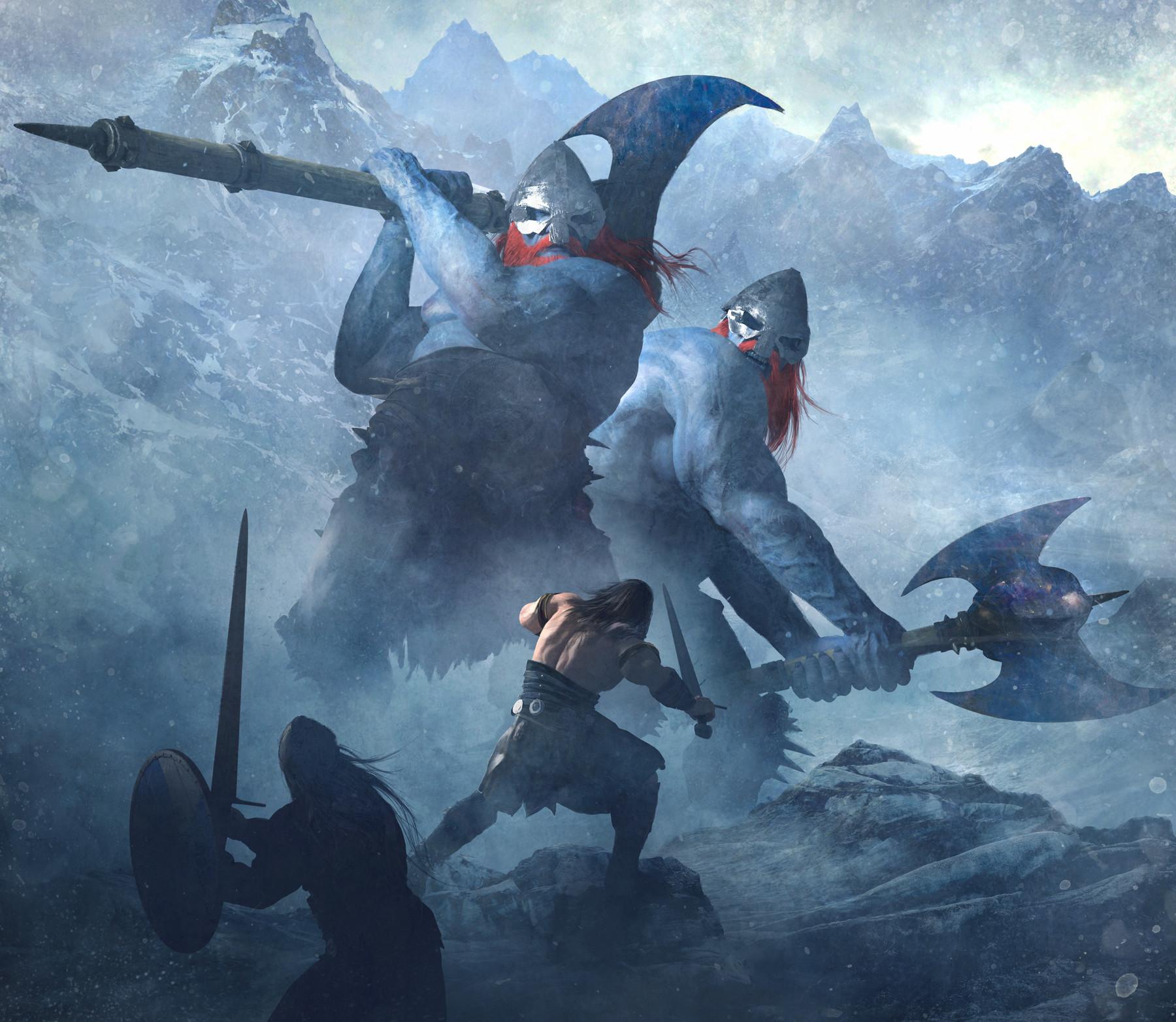 Conan: Nordheim expansion